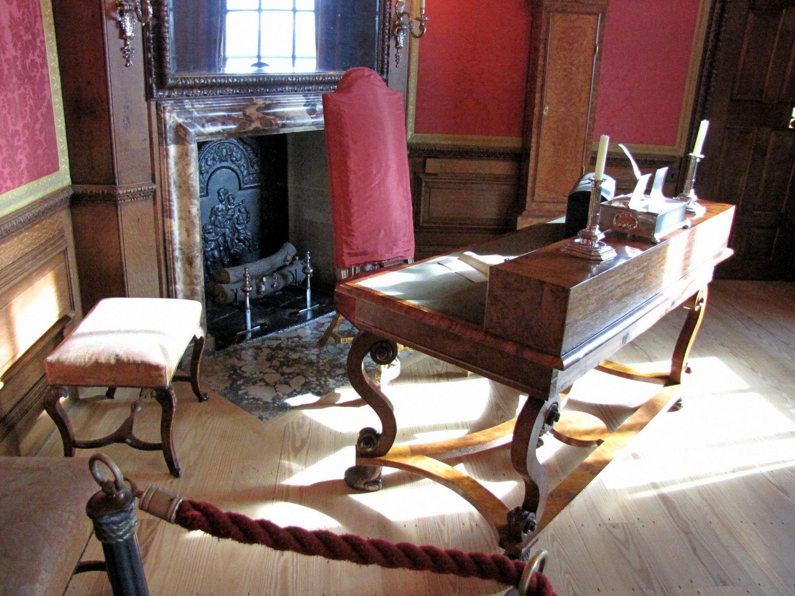 Cabinet du roi , Hampton Court Palace