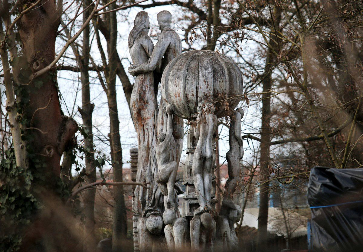 Parc Grandeur Nature, sculptures (2/3)