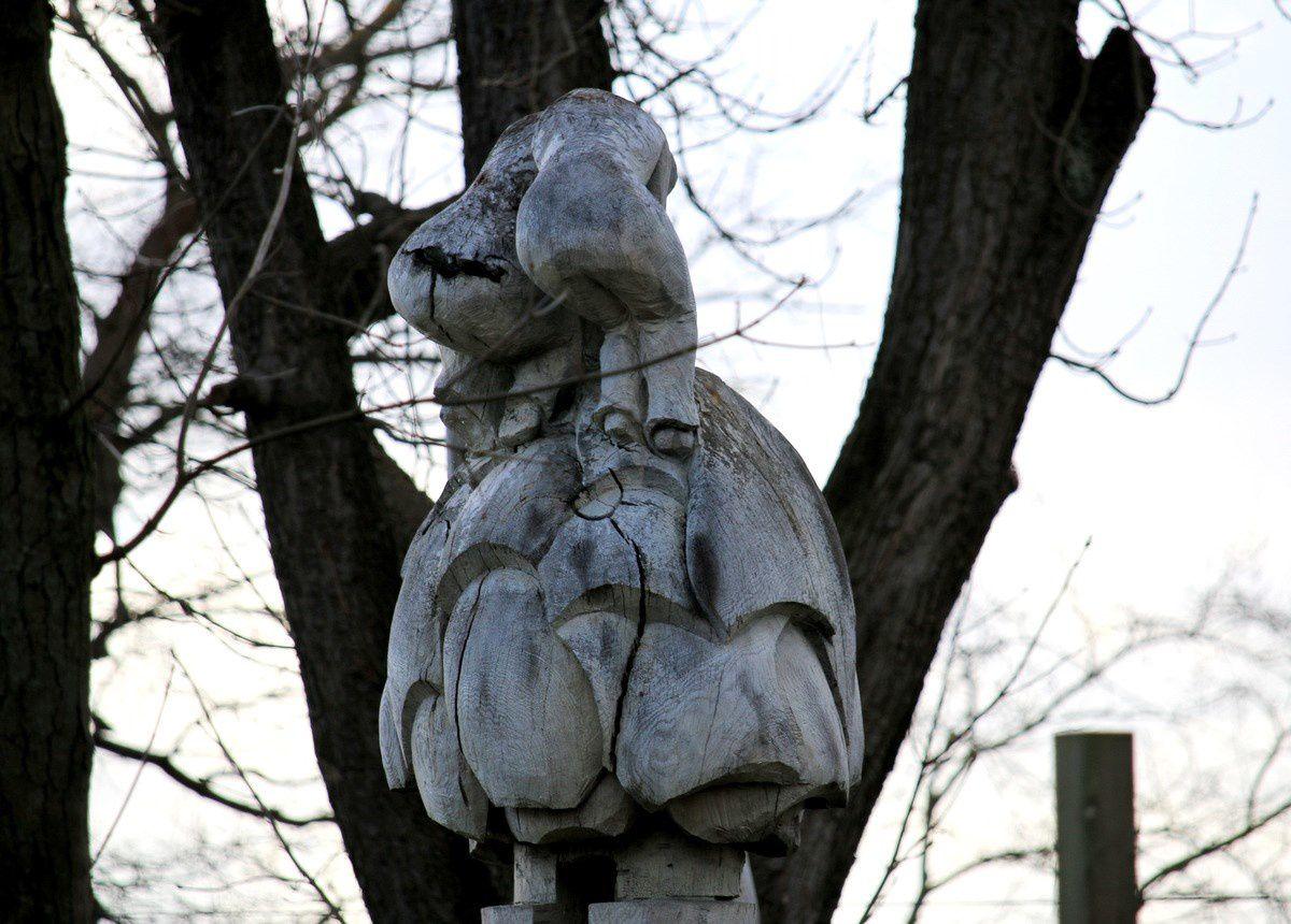 Parc Grandeur Nature, sculptures (3/3)