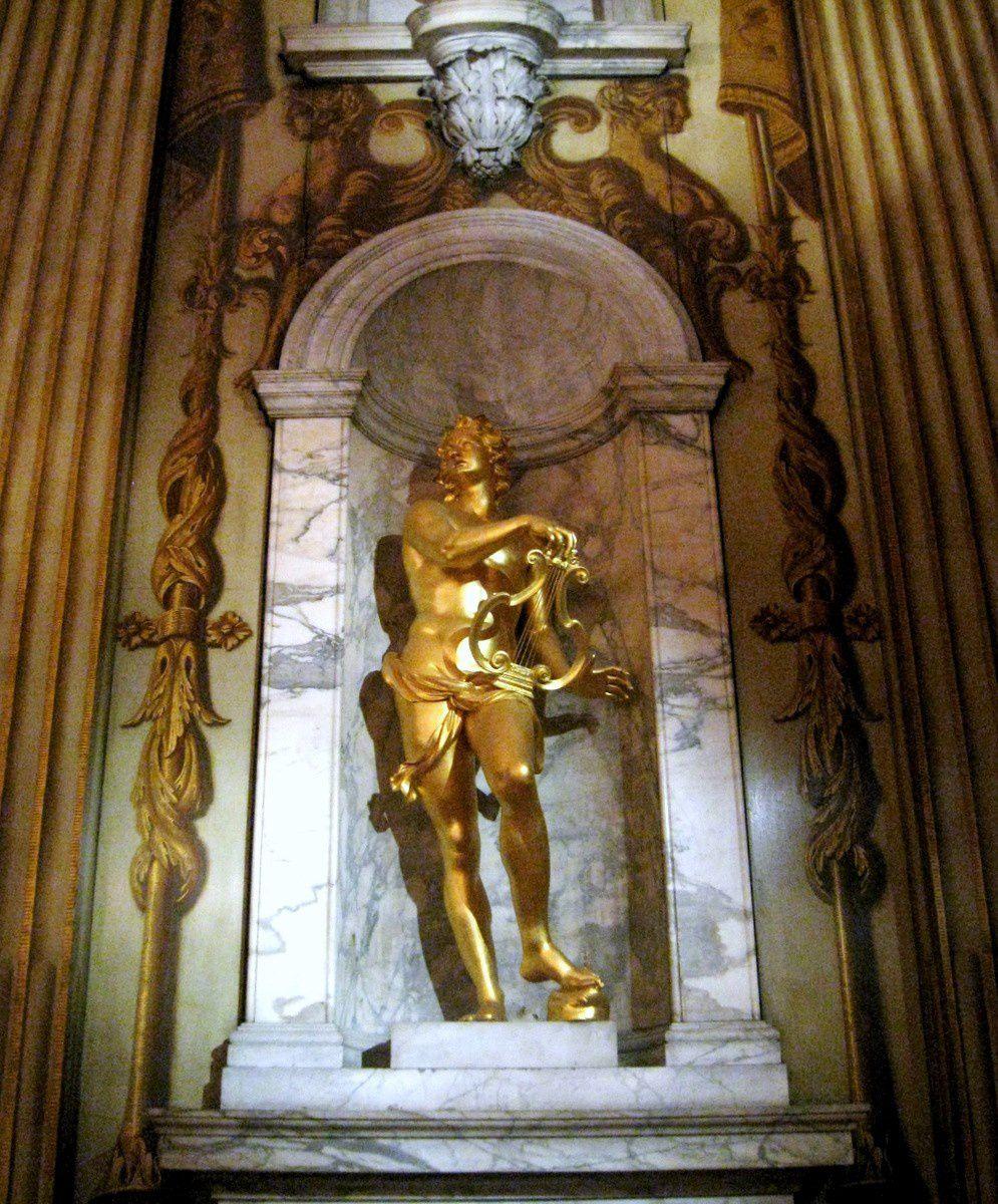 Cupola room, Palais de Kensington
