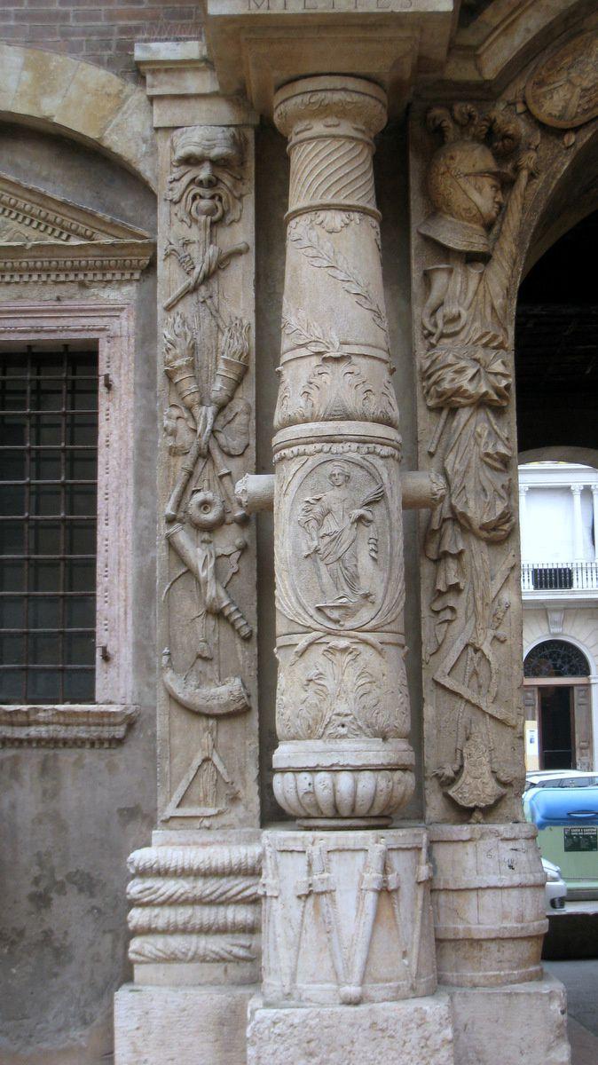 Porte des bombardiers, Vérone