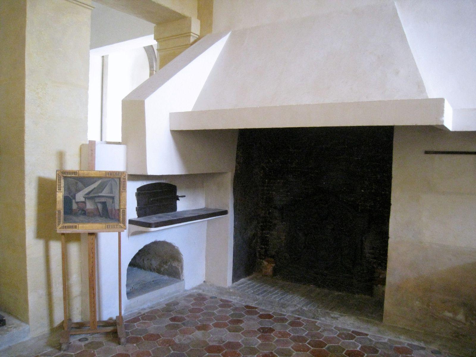La chambre aux bains du château de Maisons-Laffitte