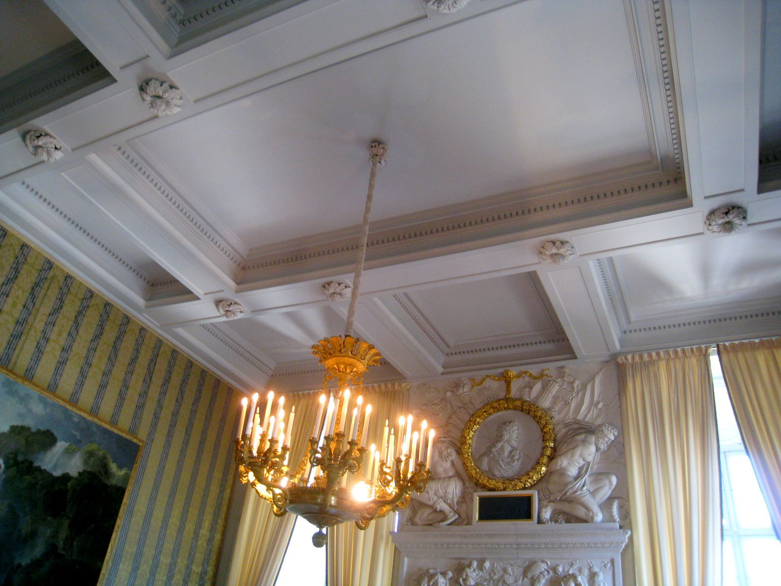 La Chambre des captifs, château de Maisons-Laffitte