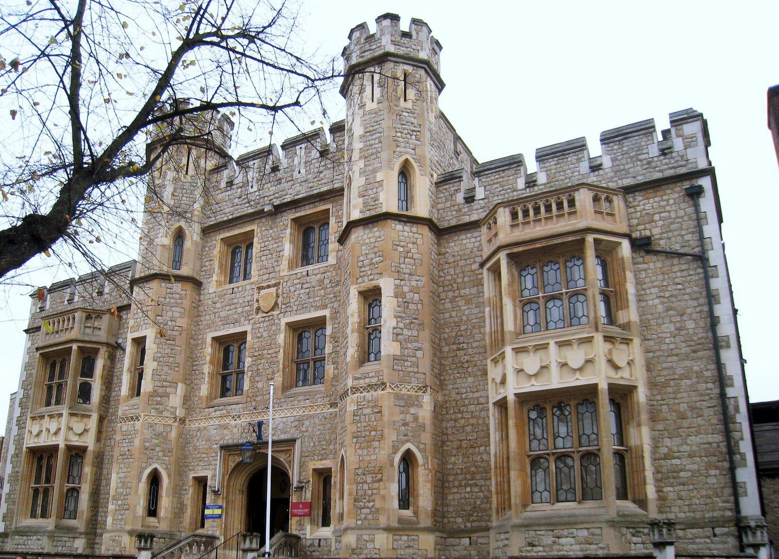 Le musée des fusiliers et les singes de la Tour de Londres
