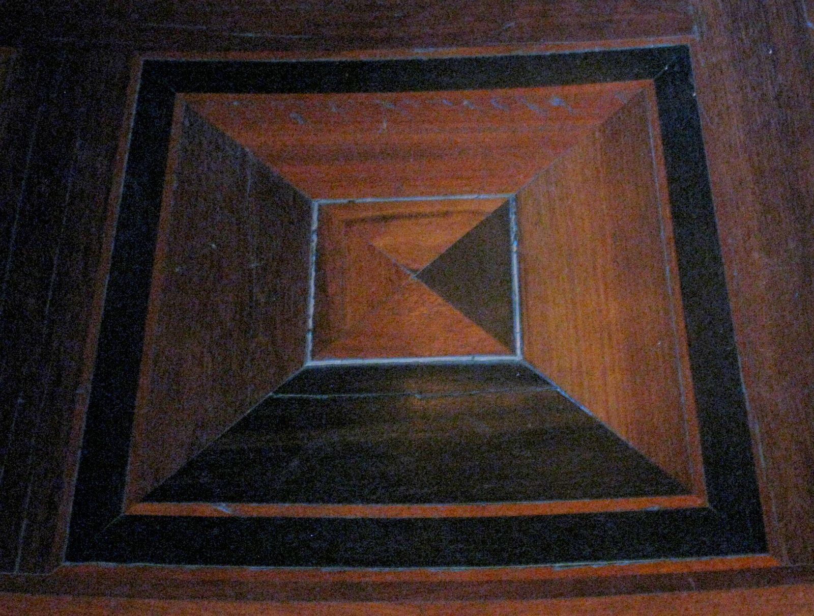 Le cabinet aux Miroirs, château de Maisons-Laffitte