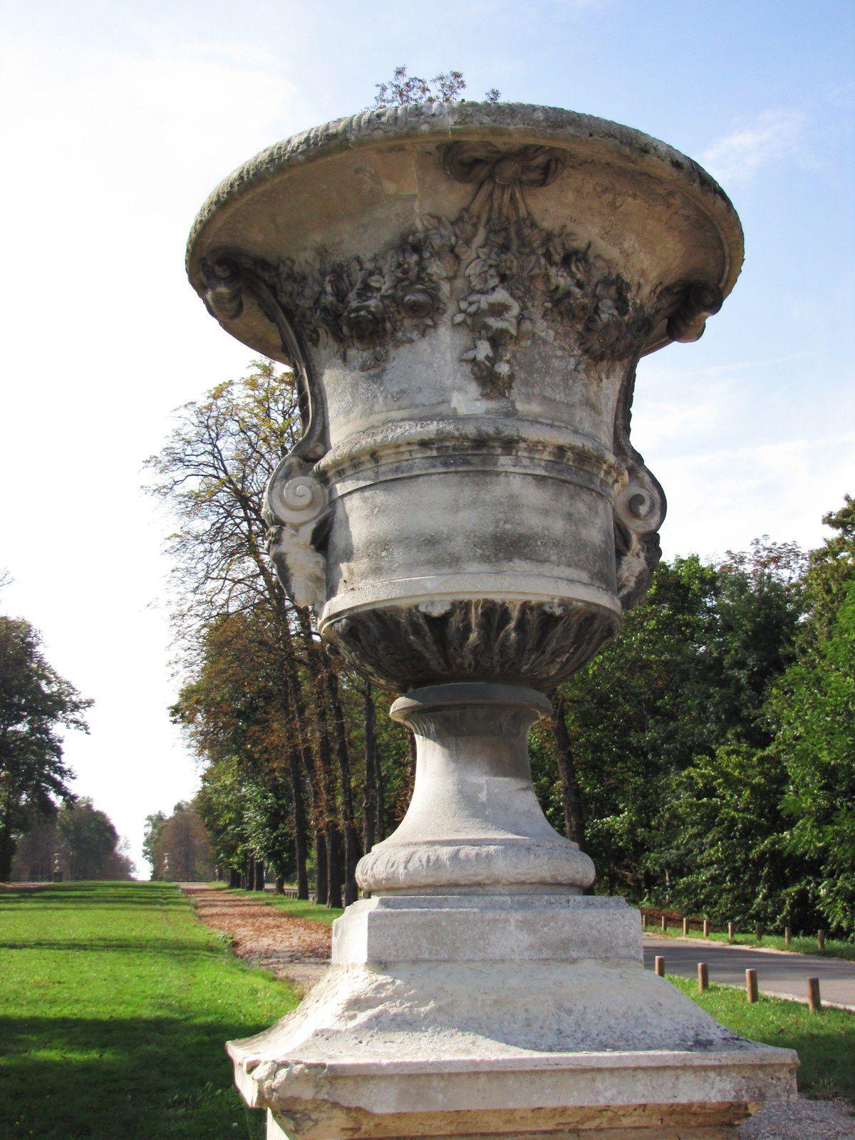 Jupiter, statue par Louis-Léopold Chambard