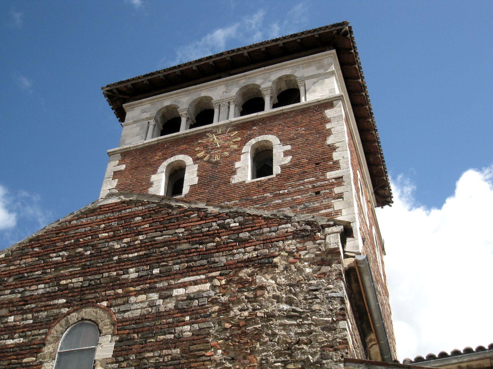 Ternay, site clunisien