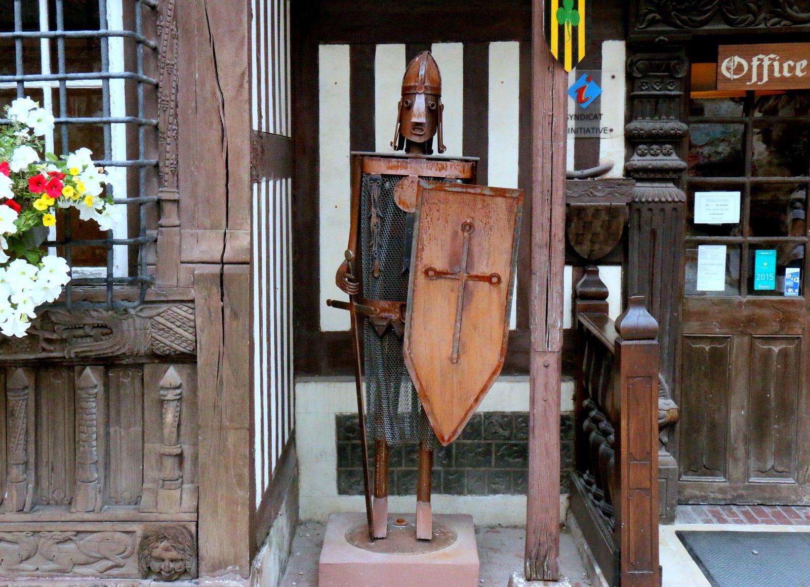 Village Guillaume le Conquérant (Dives), l'office de Tourisme