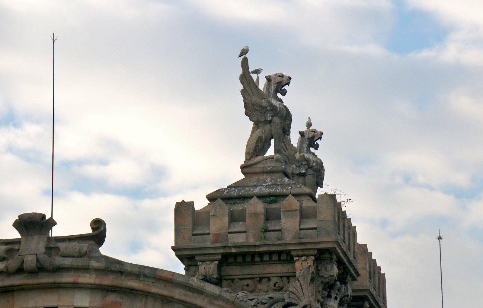 Bâtiment des Douanes royales, Barcelone