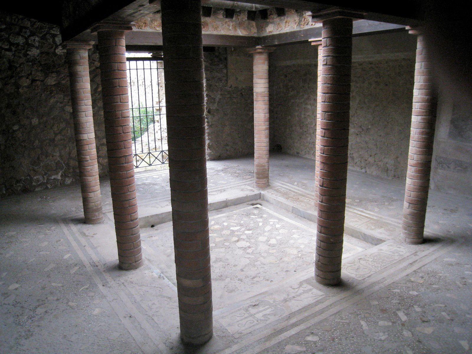 Maison de Ménandre, Pompei (2/2)