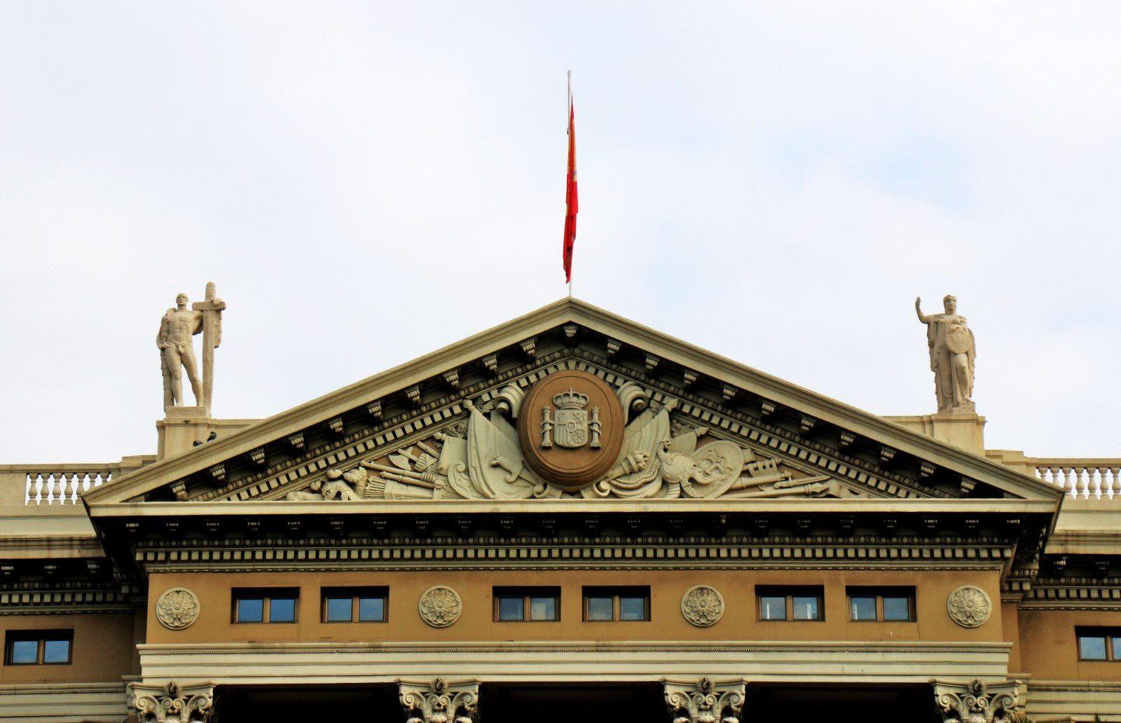 Bâtiment du Gouvernement militaire, Barcelone