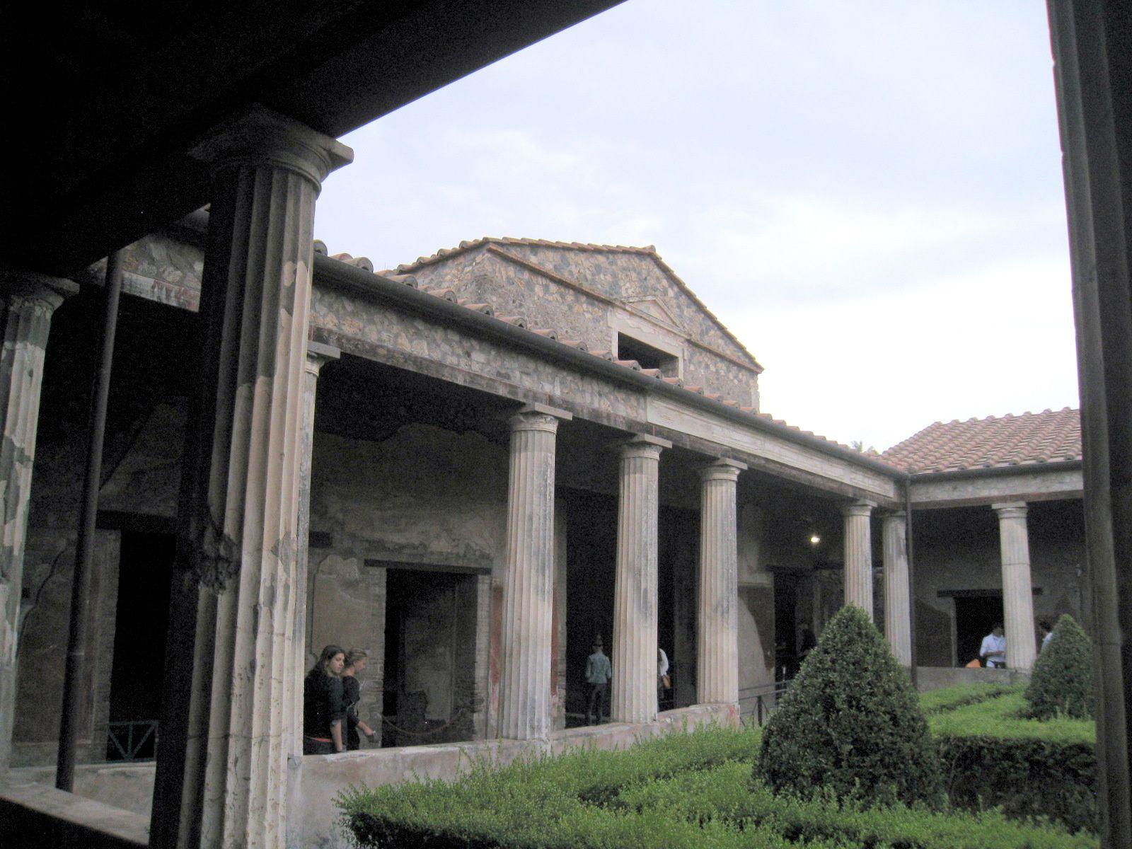 Maison de Ménandre, Pompei (1/2)
