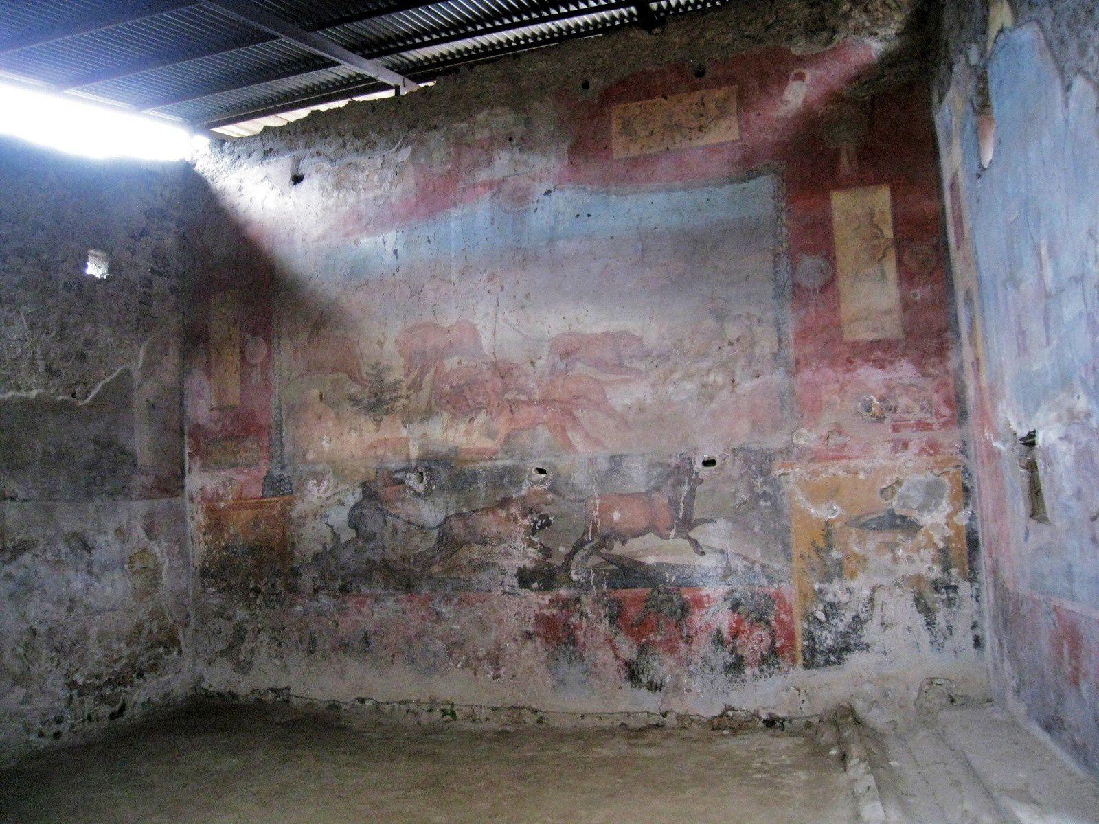 Une maison à Pompei