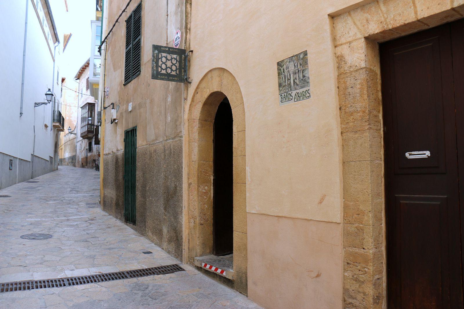 Bains arabes de Palma de Majorque