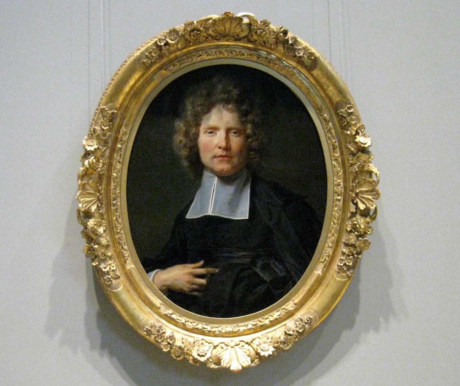 Jean-Baptiste Jouvenet, portrait de chanoine