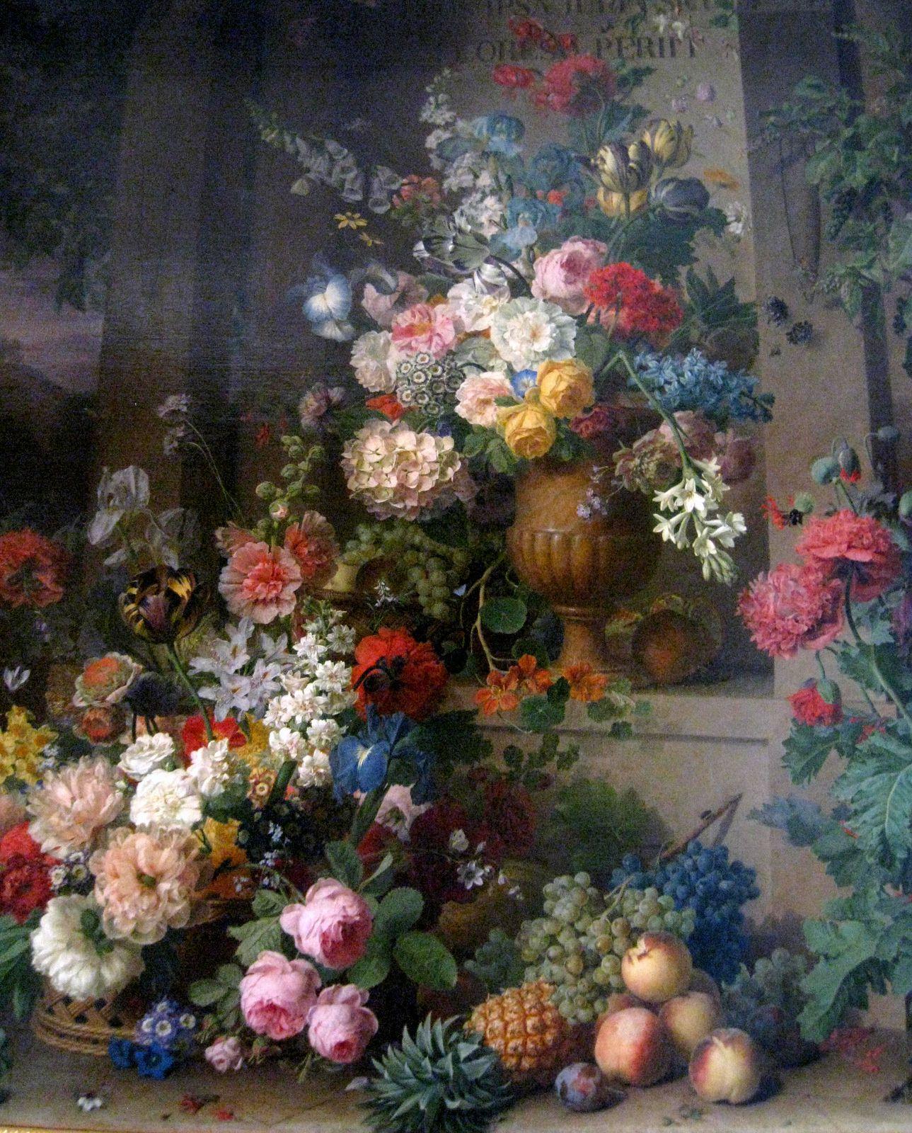 Jean-François Van Daël, Le tombeau de Julie