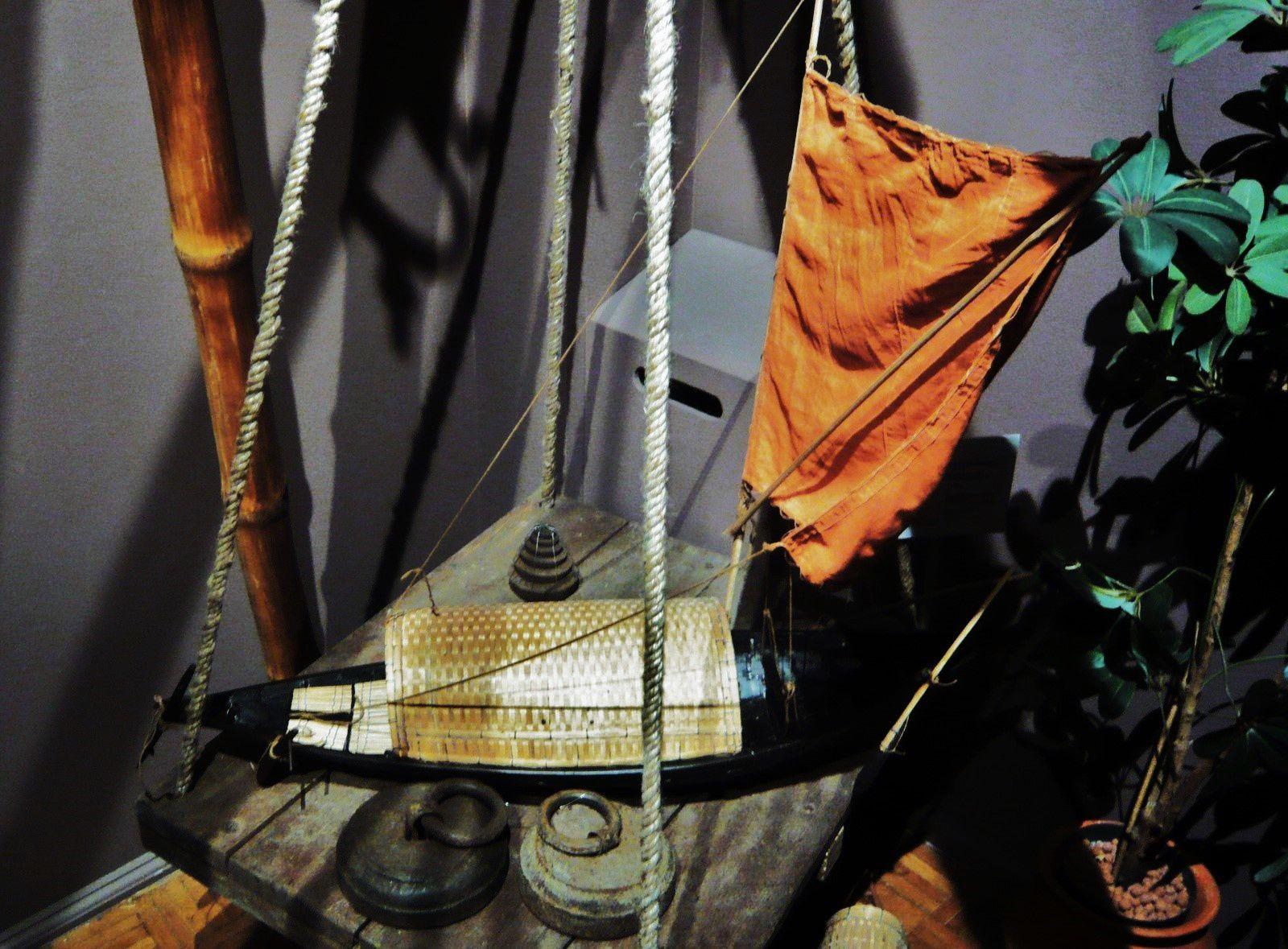 Patam, voiles anciennes du Bengladesh