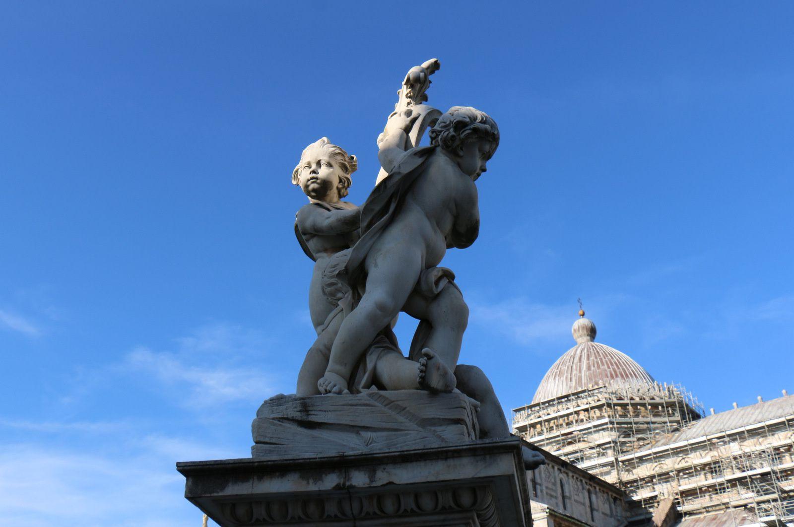 La Piazza del Duomo, Pise