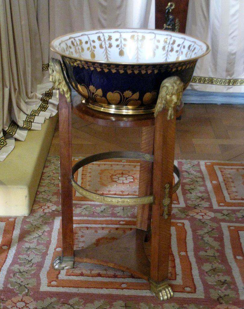 La chambre à coucher de l'Empereur (Malmaison), athénienne