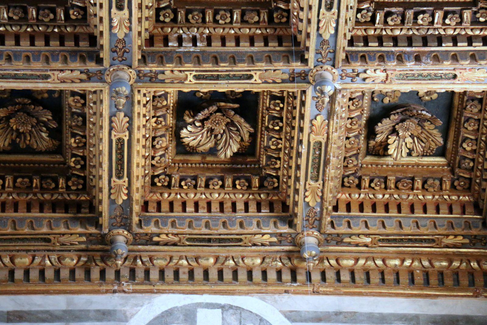 Intérieur de la cathédrale de Pise (1/2)