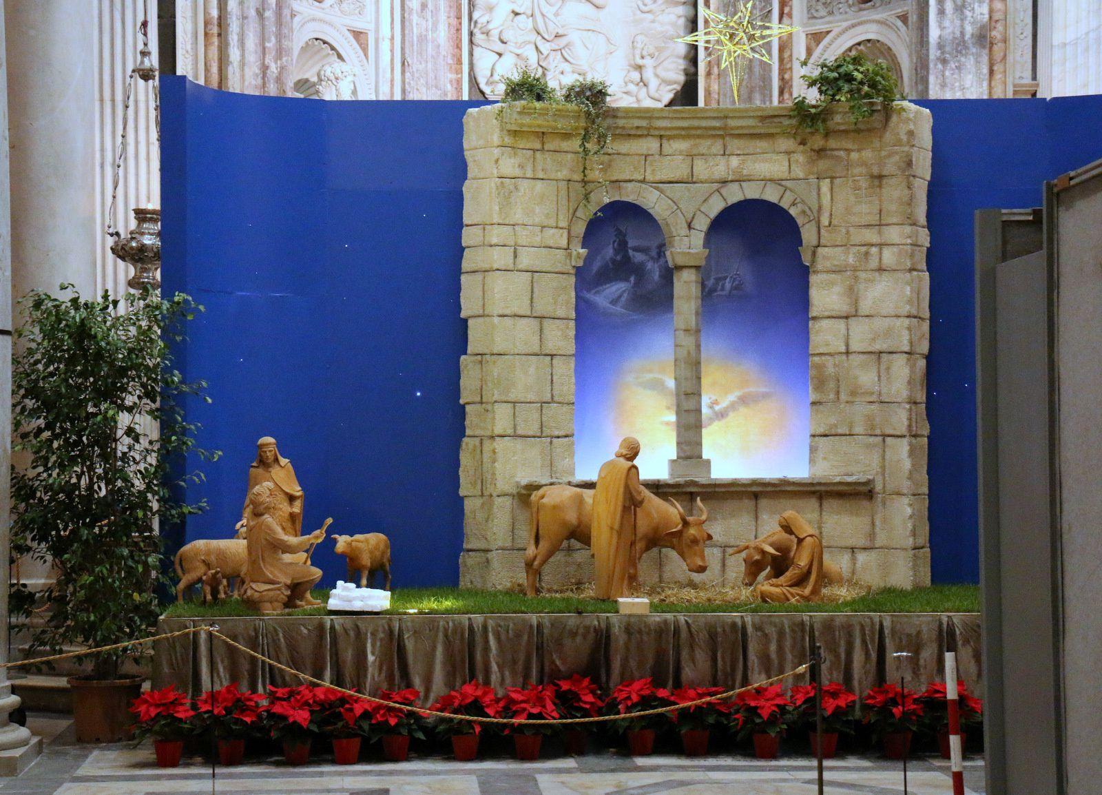 Intérieur de la cathédrale de Pise (2/2)