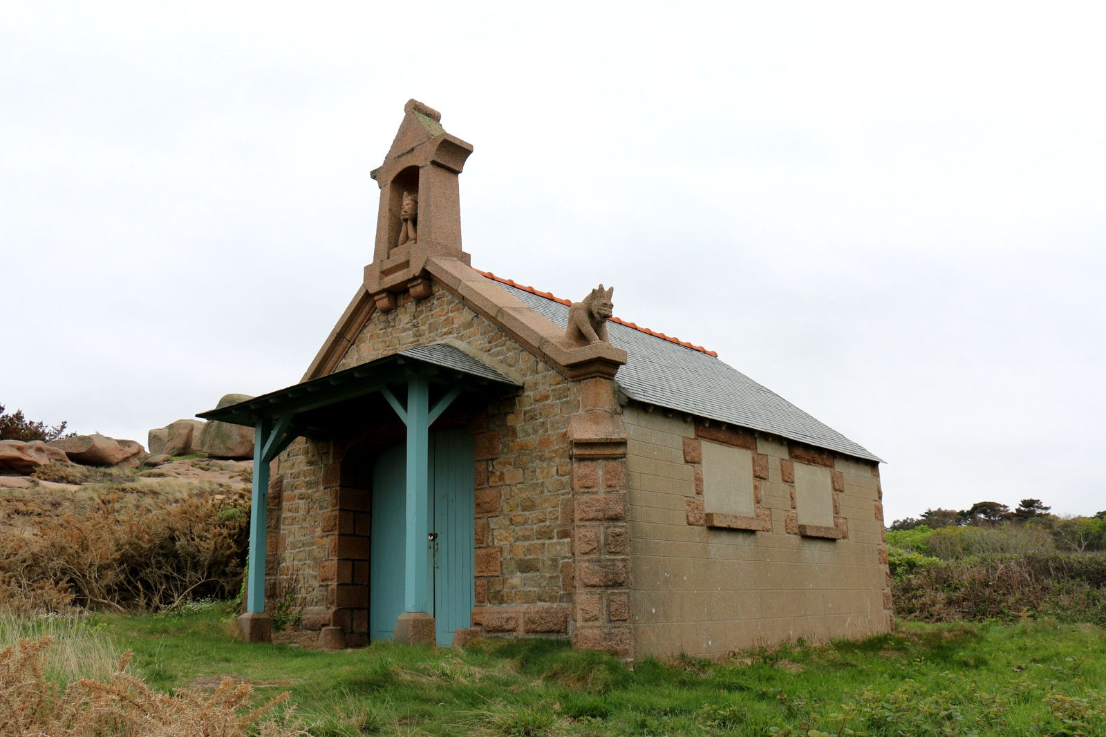 Chapelle du phare de Ploumanac'h