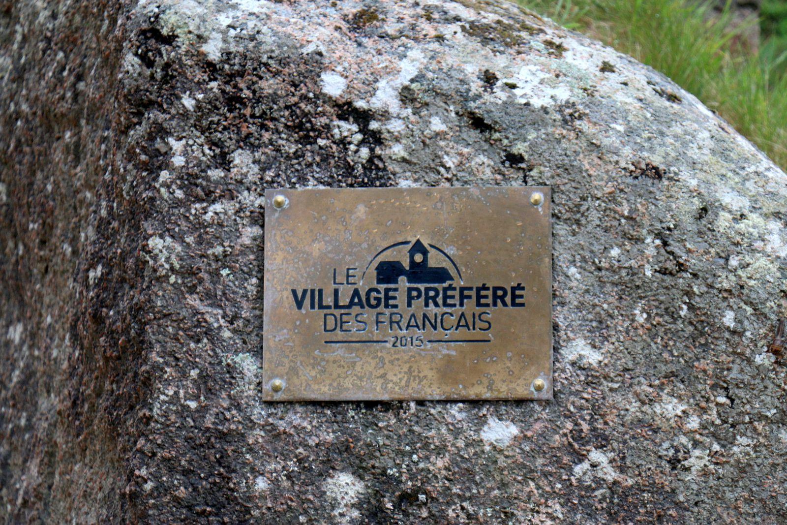 Rochers remarquables auprès du phare de Ploumanac'h