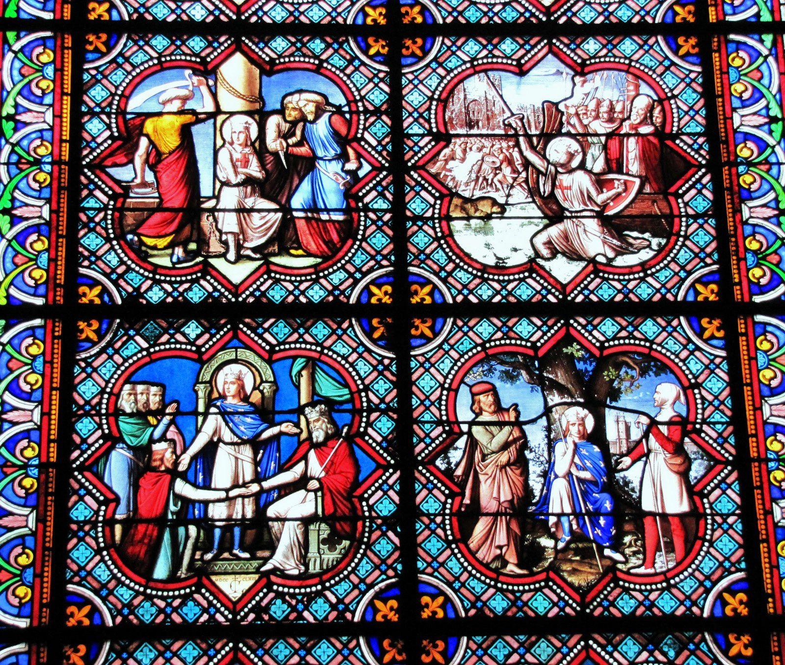 Saint Louis, cathédrale de Senlis