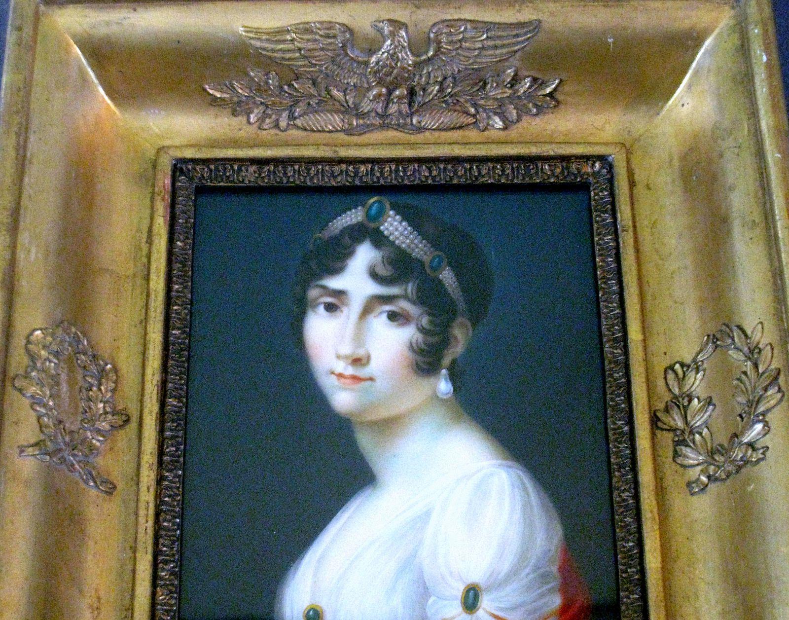 Jacques-Louis Comte, Joséphine Bonaparte