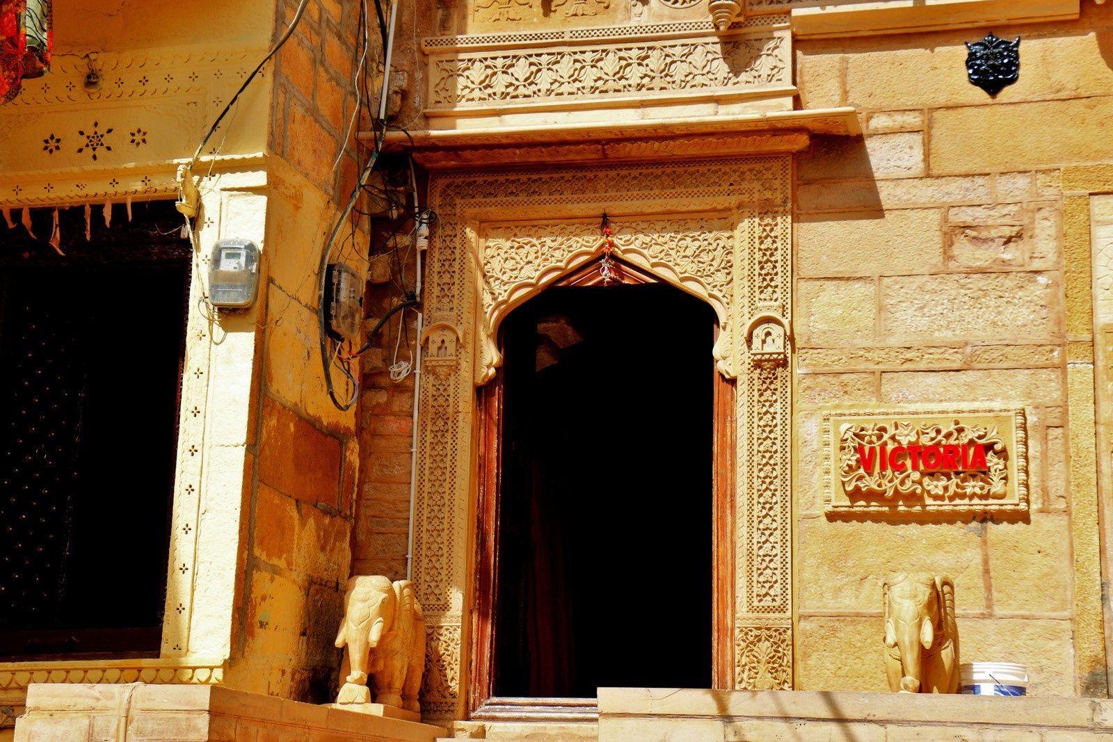 Citadelle de Jaisalmer, balade dans les rues