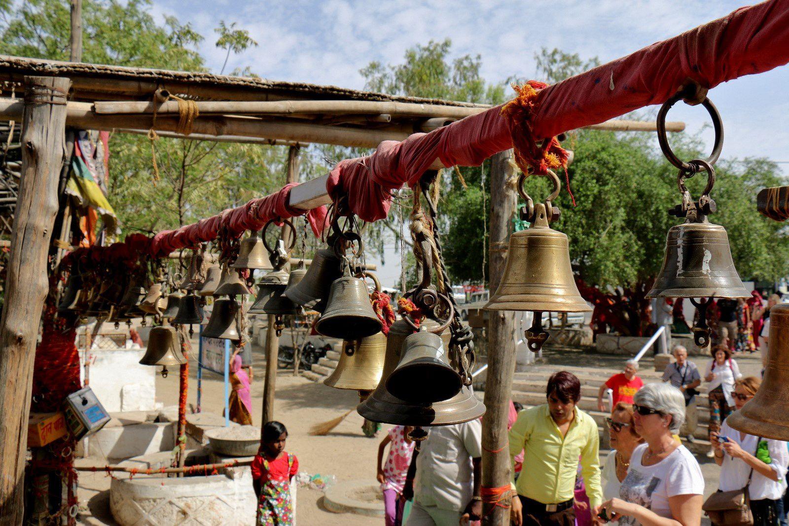Temple Om Banna, état du Rajasthan (Inde)