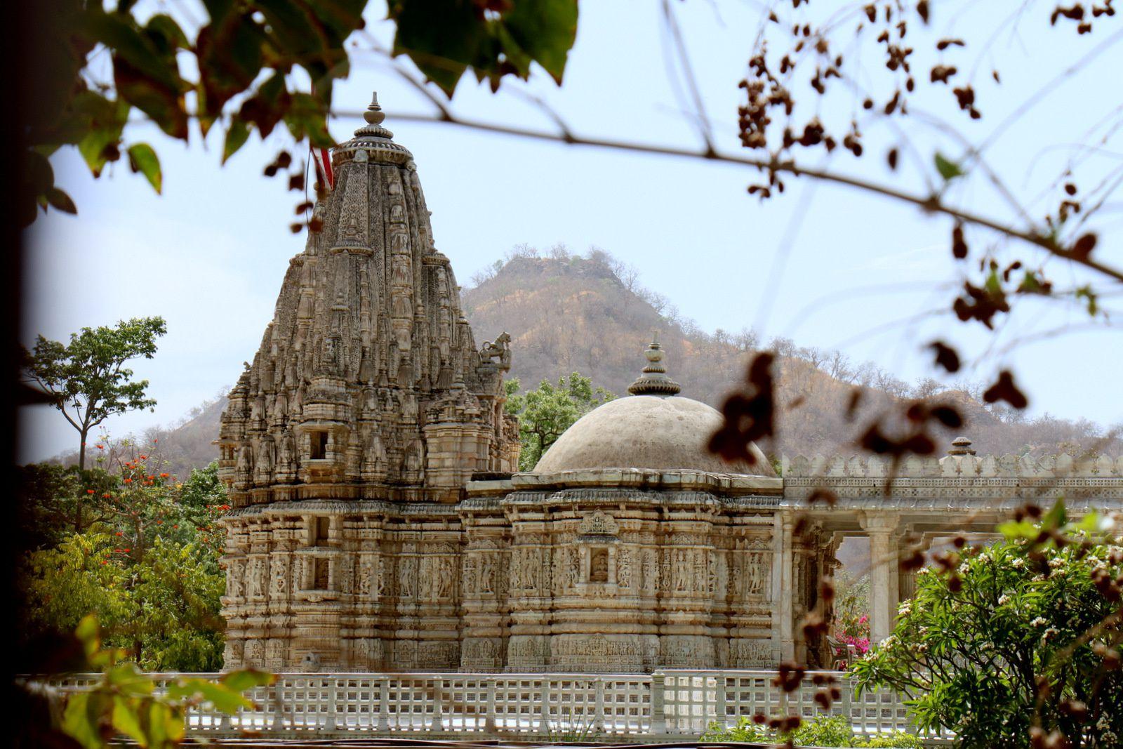Temple hindouiste dédié à Sûrya, Ranakpur (Inde)