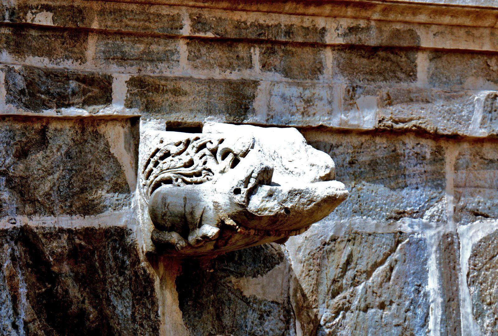 Temple d'Adanath du site de Ranakpur (2/2), Rajasthan (Inde)