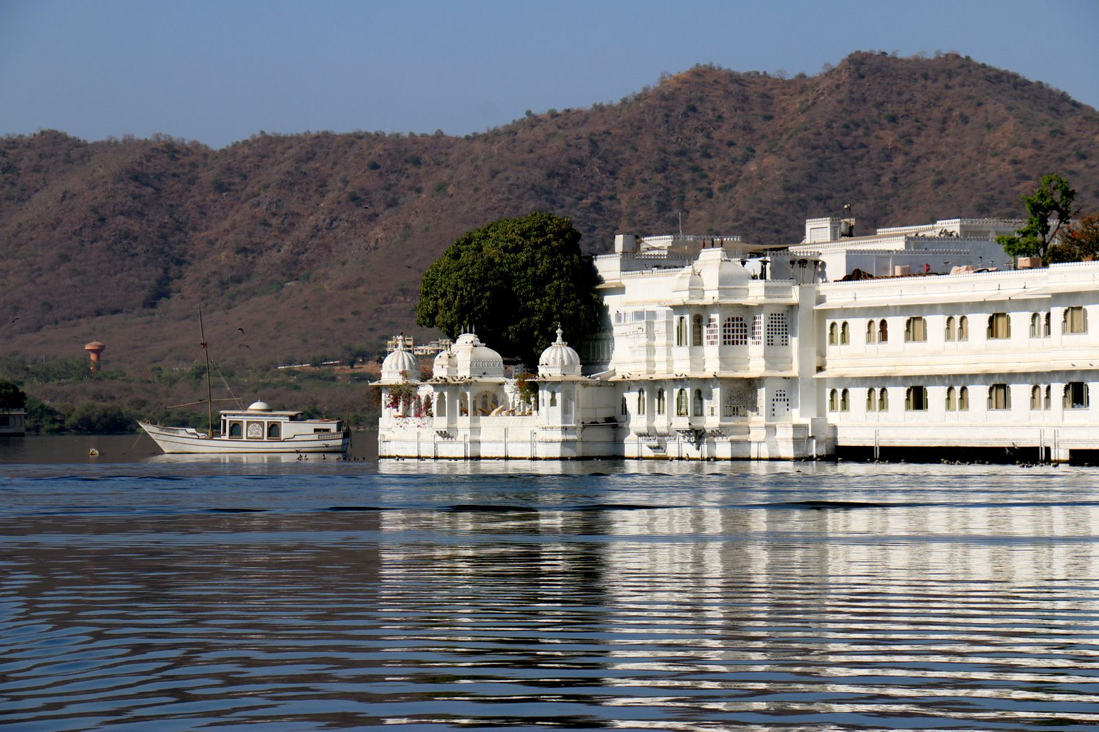 Lake Palace, lac Pichola (Rajasthan, Inde)
