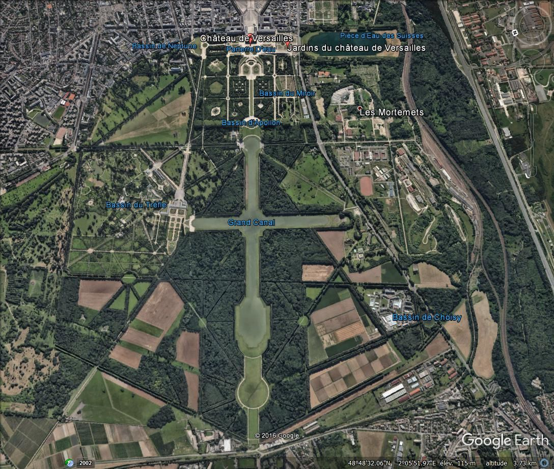 Vénus, parc de Versailles