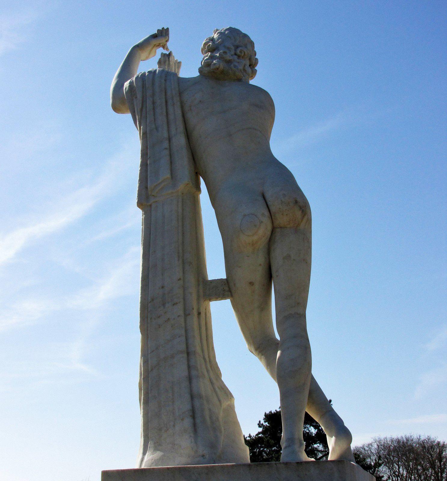 Apollon Pothos, parc de Versailles