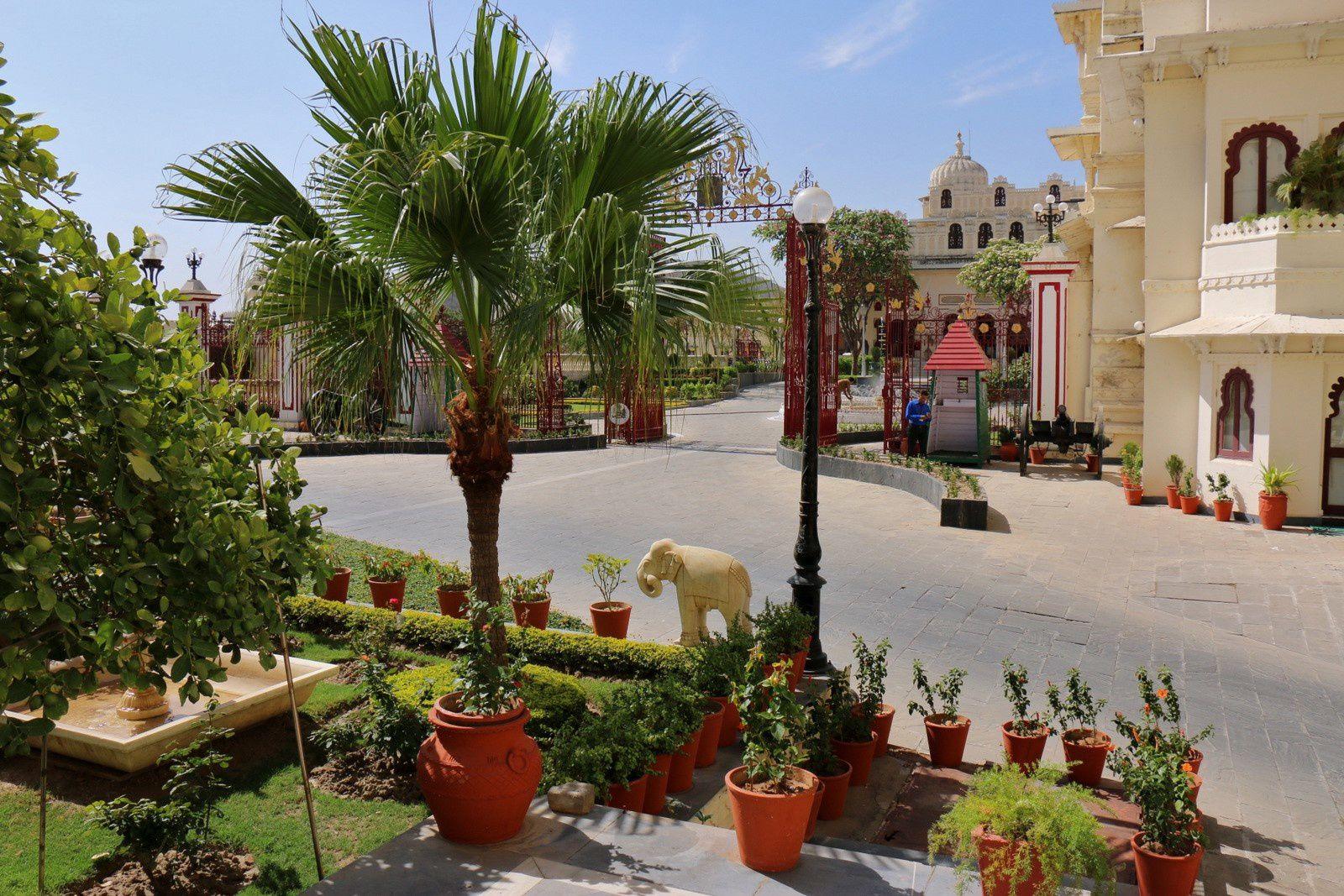 City Palace Museum, Udaipur (Inde)
