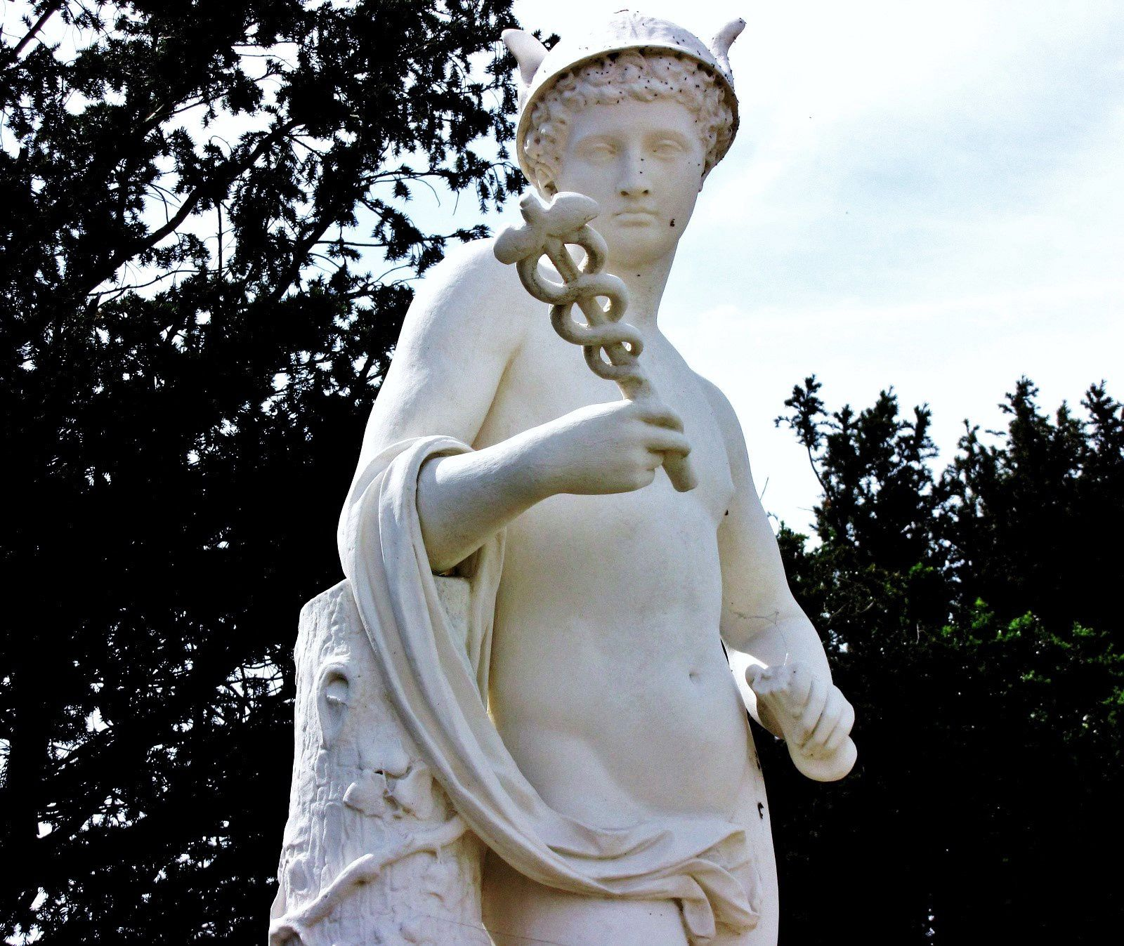Barthélemy de Mélo, Mercure Farnèse