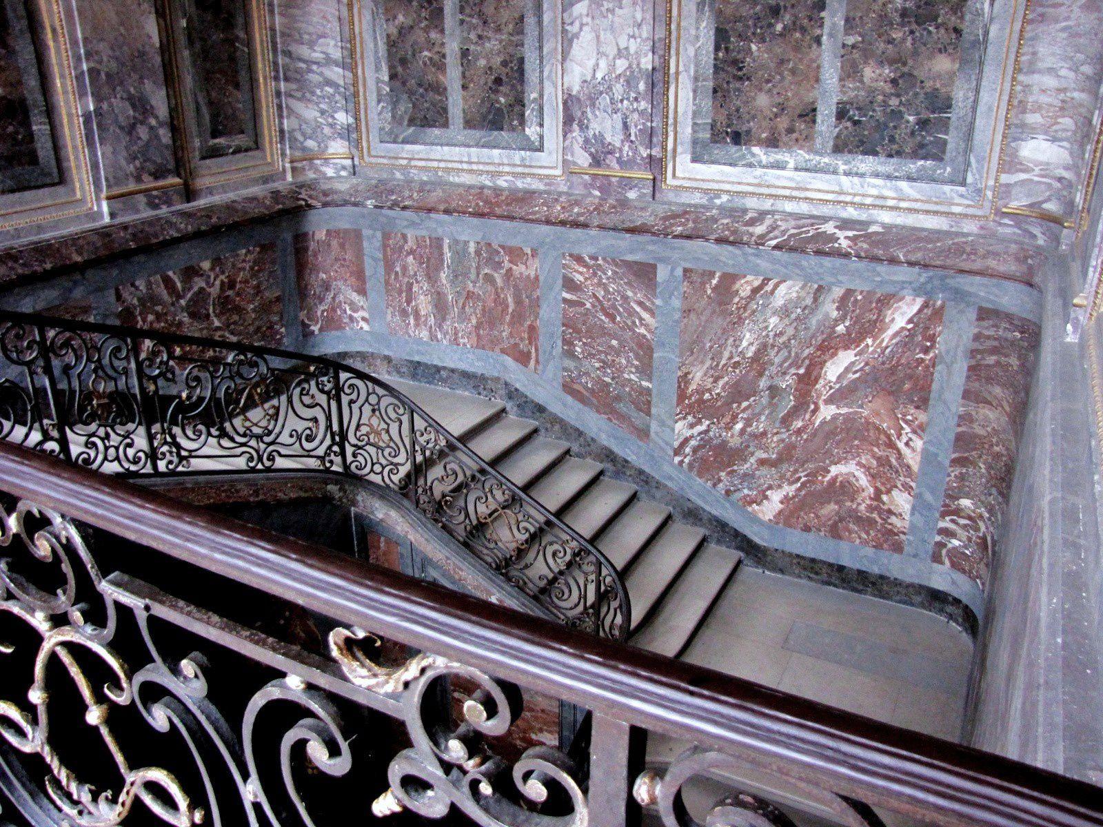 Chambre de la duchesse d'Etampes, château de Fontainebleau