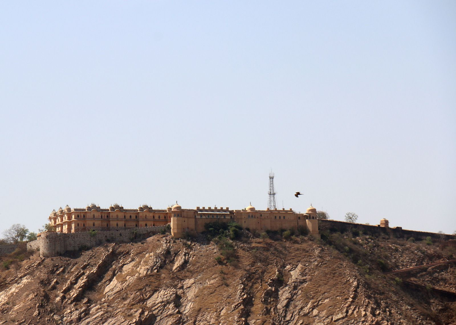 Vrihat Samrat Yantra, instrument du Yantra Mandir (Jaipur, Inde)