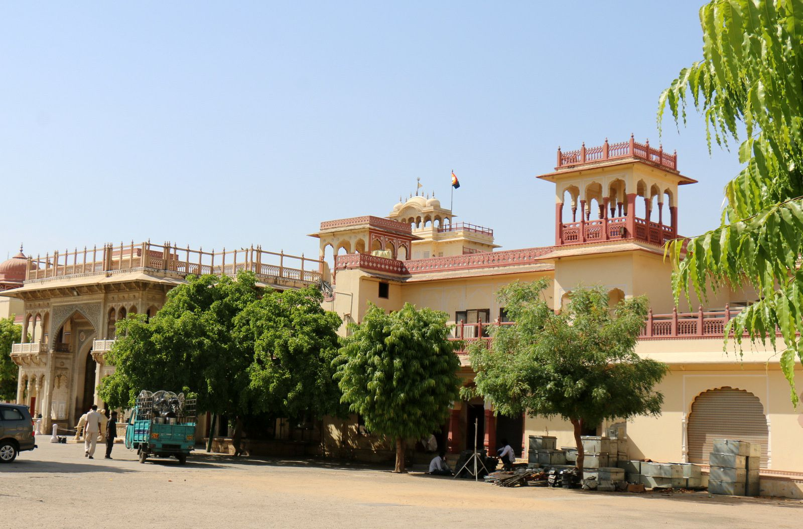 City Palace de Jaipur