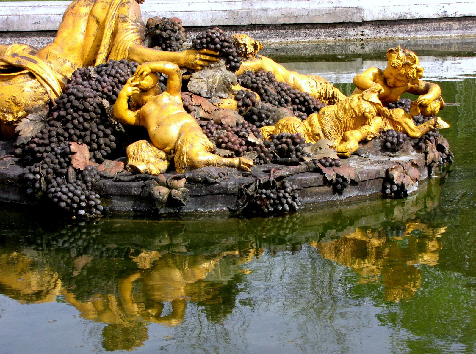 Bassin de Bacchus