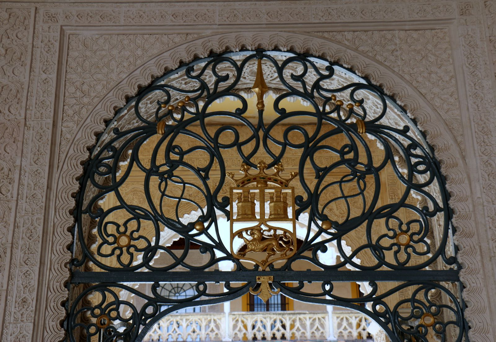 La maison de Pilate, Séville