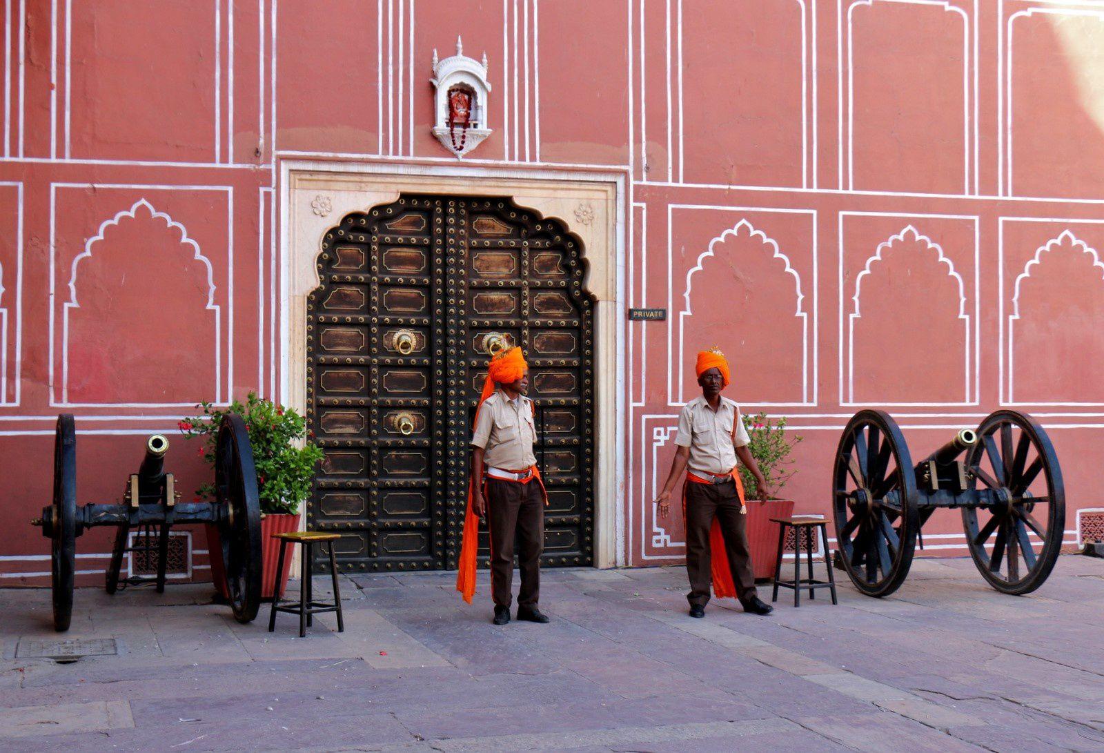 City Palace de Jaipur,  le Chandra Mahal