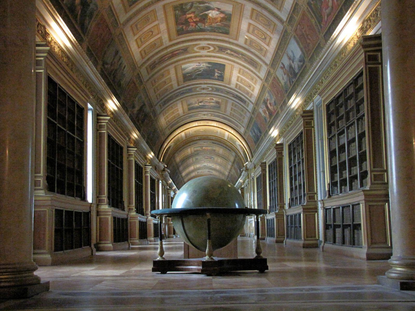 Galerie de Diane, château de Fontainebleau