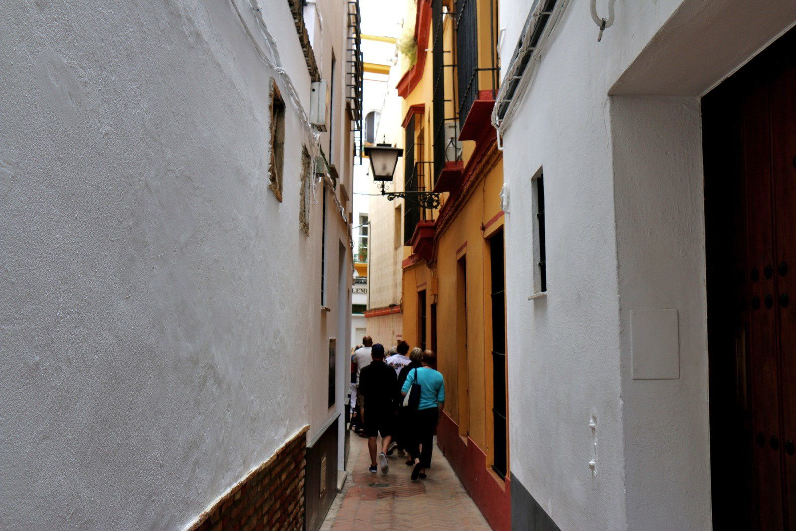 Cours intérieures, Séville