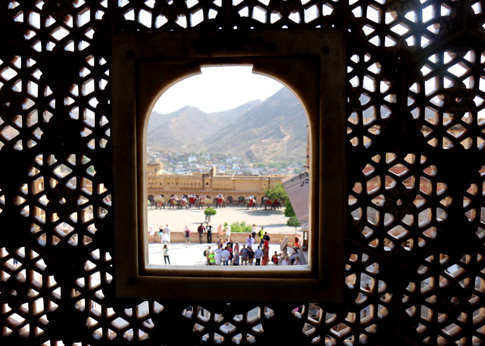 Coup d'oeil sur Jaipur