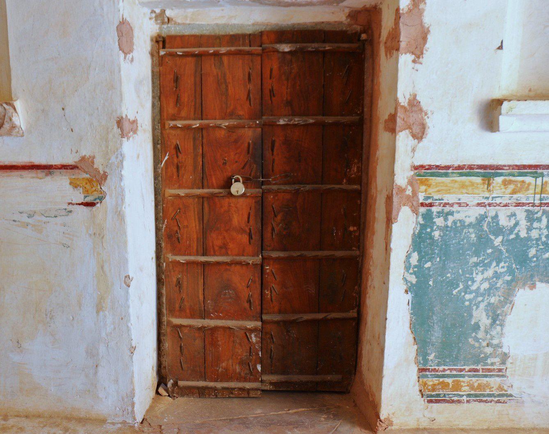 Palais de Man Singh I , fort d'Amber