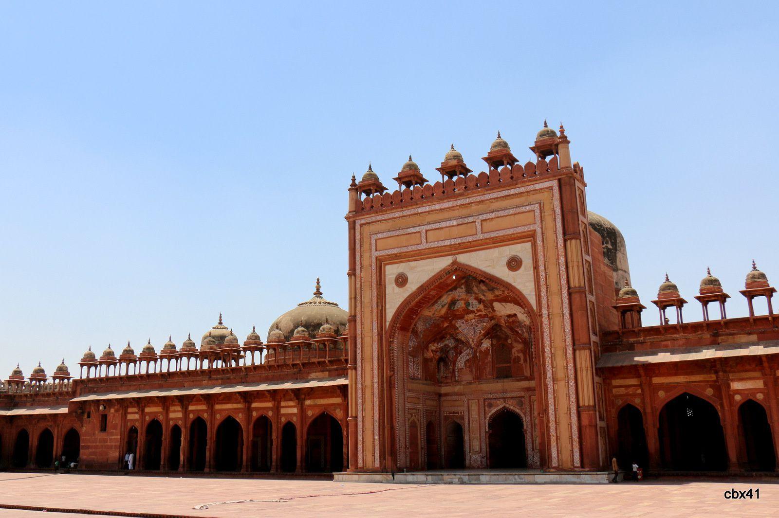 Mosquée Jama Masjid (Fatehpur Sikri)