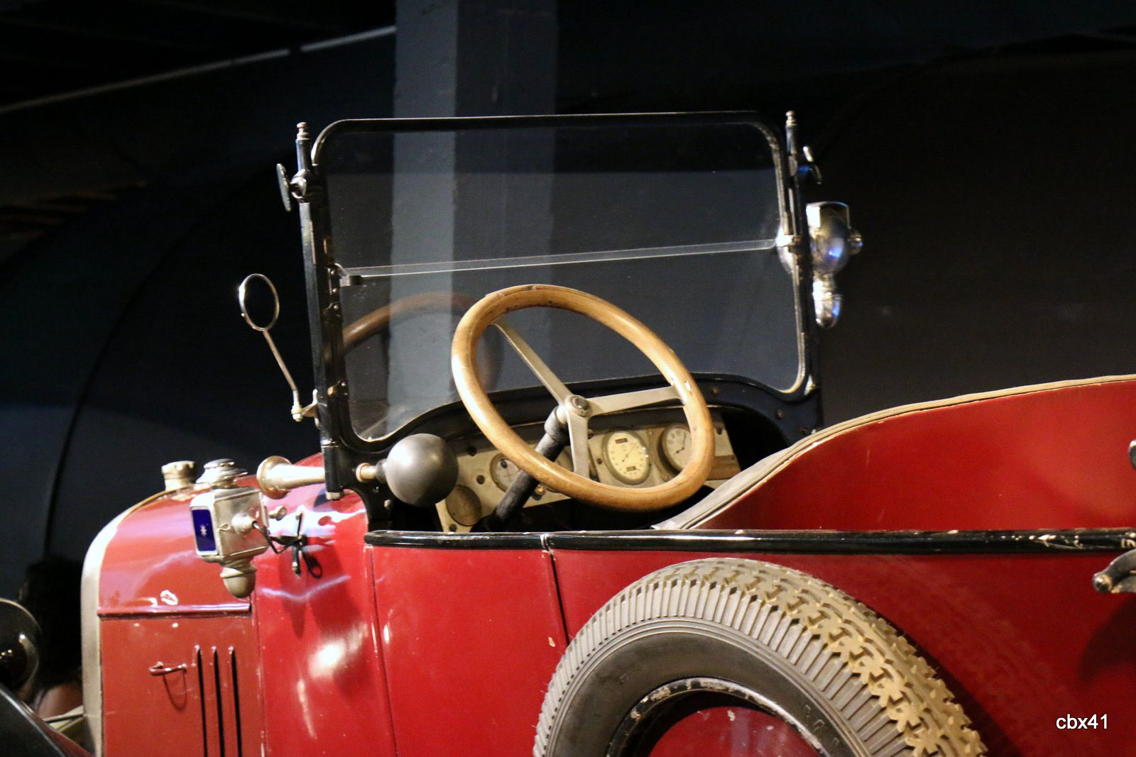 L'Aventure Michelin, la Citroën type A 1919
